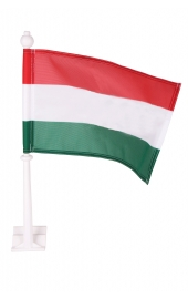 Hungary Flag Car flag