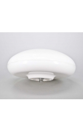 Finials mushroom white