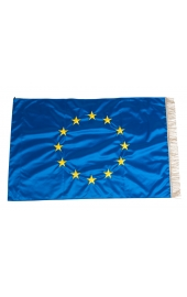 Embroidered EU flag