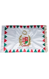 Embroidered Farkasfogas Hungary soldier flag