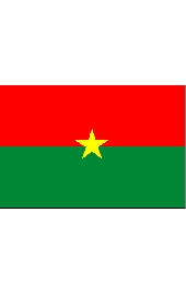 Burkina Faso national flag