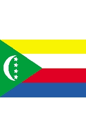 Comore Islands national flag