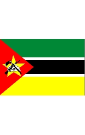 Mozambique national flag