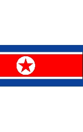 Democratic People's Republic of Korea national flag