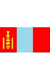 Mongolia national flag