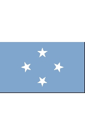 Micronesia national flag