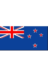 New-Zealand national flag