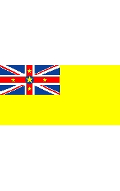 Niue national flag