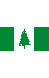 Norfolk Islands national flag