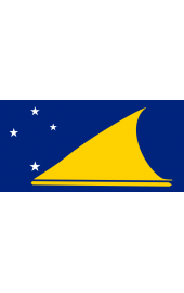 Tokelau national flag