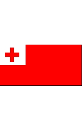 Tonga national flag