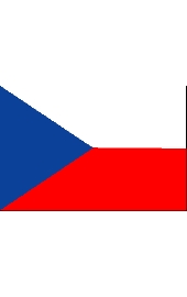 Czech Republic National flag