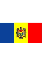 Moldova National flag