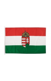 Hungarian National Flag Coat of Arms