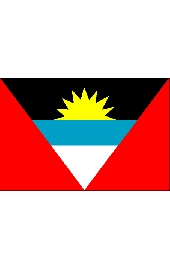 Antigua and Barbados national flag