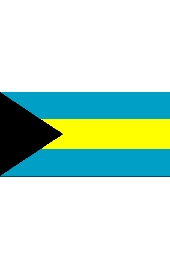 Bahamas national flag