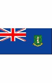 British Virgin Islands national flag
