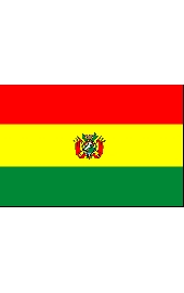 Bolivia national flag