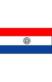 Paraguay national flag