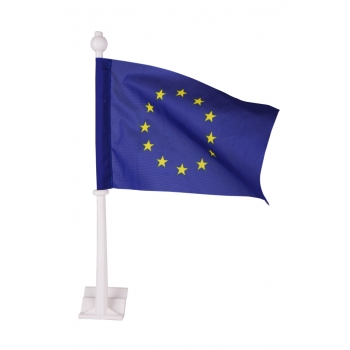 EU Car flag