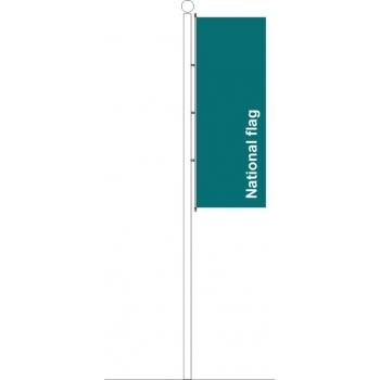 karabined standing Austria National Flag