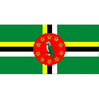 Dominica national flag