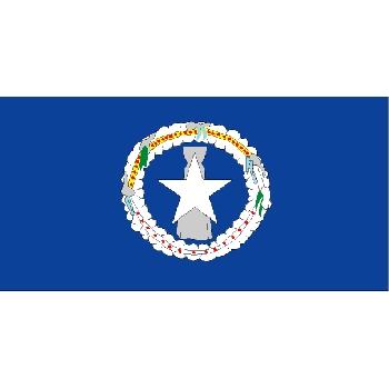 North Marina Islands national flag