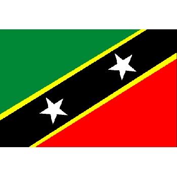 St. Kitts and Nevis national flag
