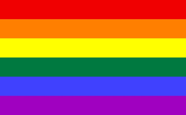 Gay Pride Flag 2