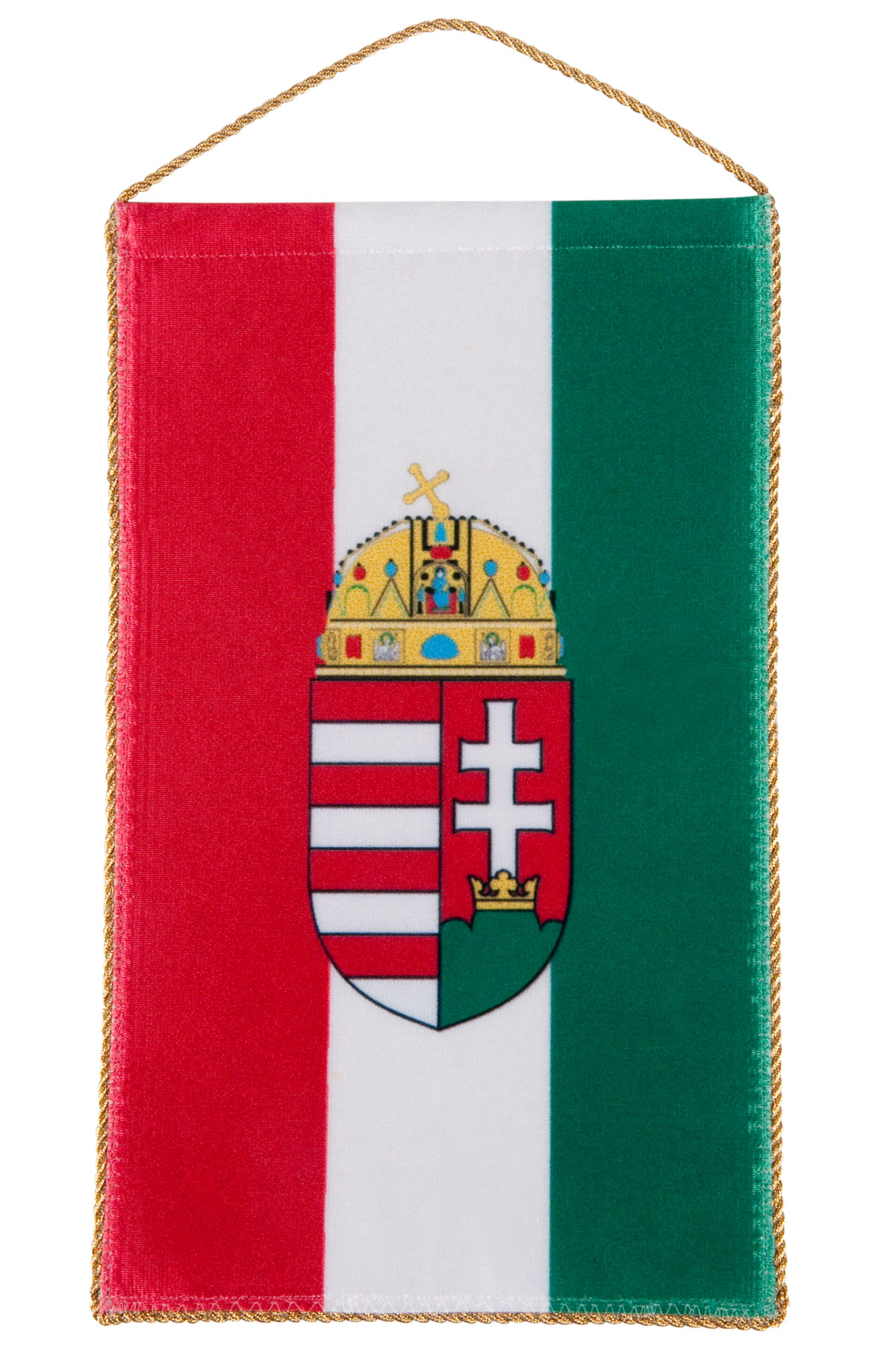 table coat of arms hungary flag